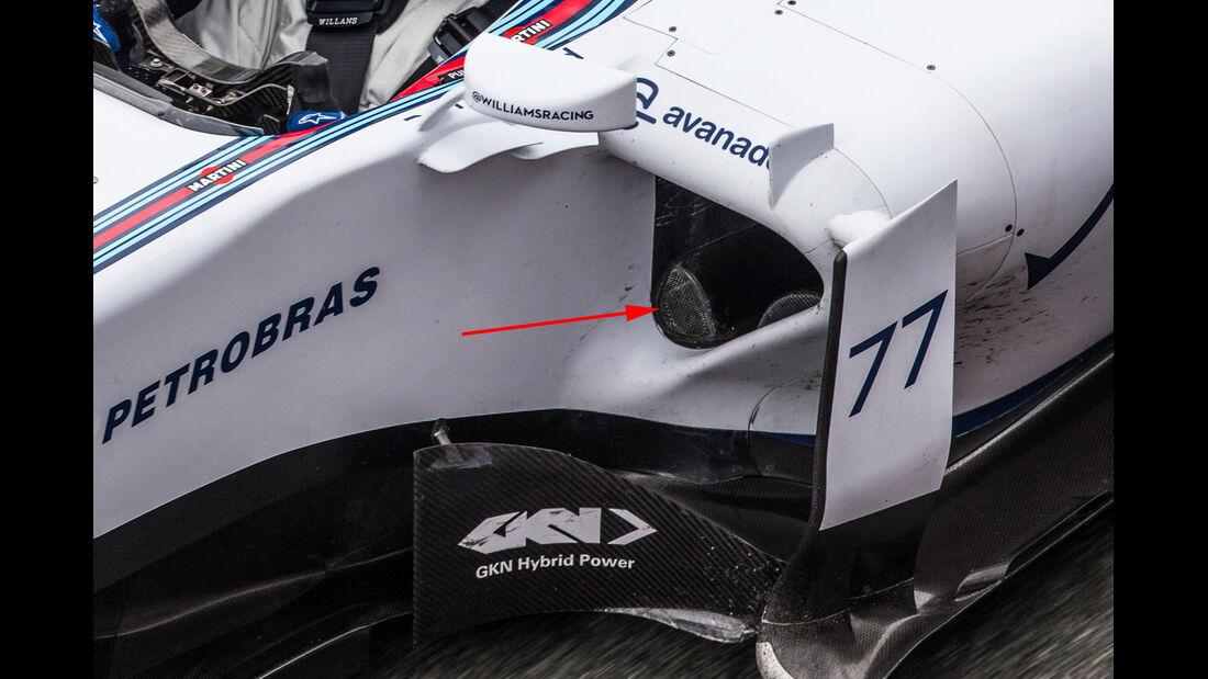 Williams - Formel 1-Technik - F1-Test - Jerez - 2015