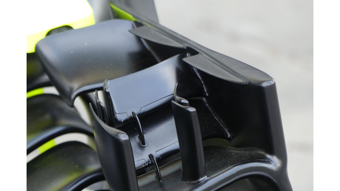 Williams - Formel 1 - Technik - GP Australien 2017
