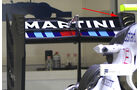 Williams - Formel 1-Technik - GP Belgien / GP Italien - 2016