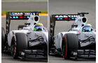 Williams - Formel 1 - Technik - GP Italien 2014