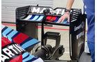 Williams - Formel 1-Technik - GP Österreich 2015