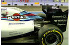 Williams - Formel 1 - Technik - GP Singapur 2014
