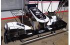Williams Formel 1 Technik GP Spanien 2012