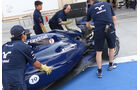 Williams - Formel 1 - Test - Bahrain - 1. März 2014