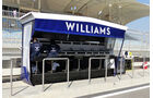 Williams - Formel 1 - Test - Bahrain - 20. Februar 2014