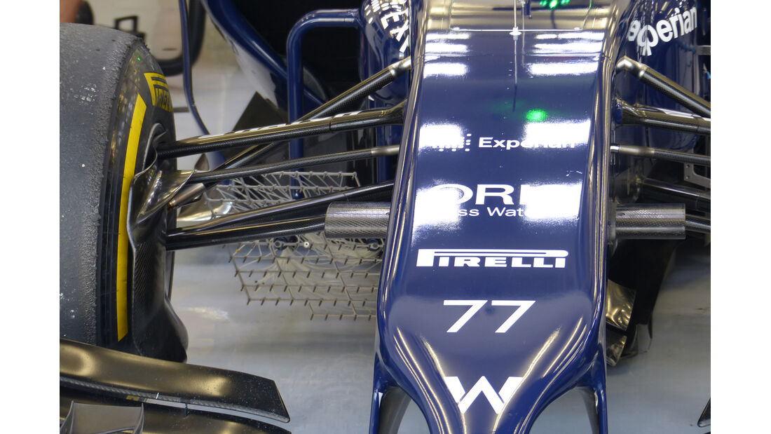 Williams - Formel 1 - Test - Bahrain - 27. Februar 2014