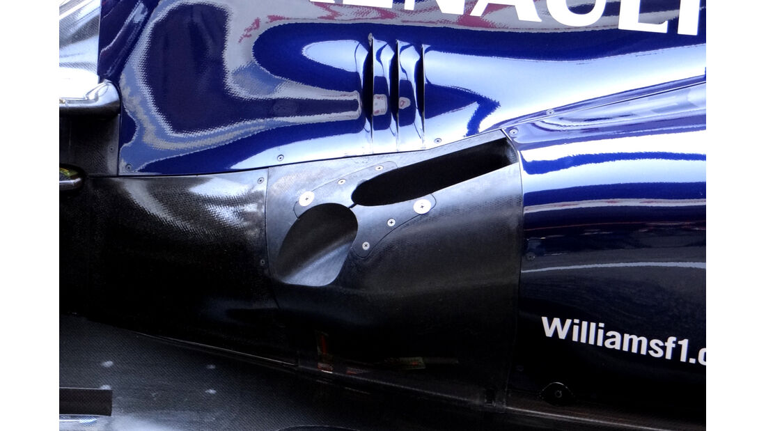 Williams - Formel 1 - Test - Barcelona - 20. Februar 2013
