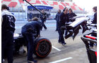 Williams - Formel 1 - Test - Barcelona - 20. Februar 2013