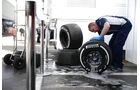 Williams - Formel 1-Test - Barcelona - 23. Februar 2016