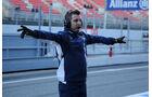 Williams - Formel 1-Test - Barcelona - 4. März 2016