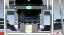 Williams Frontflügel - Formel 1 - GP Australien - 14. März 2014