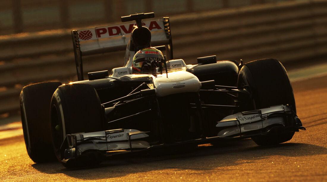 Williams - GP Abu Dhabi 2013