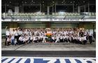 Williams - GP Abu Dhabi 2014 - Formel 1 - Tops & Flops