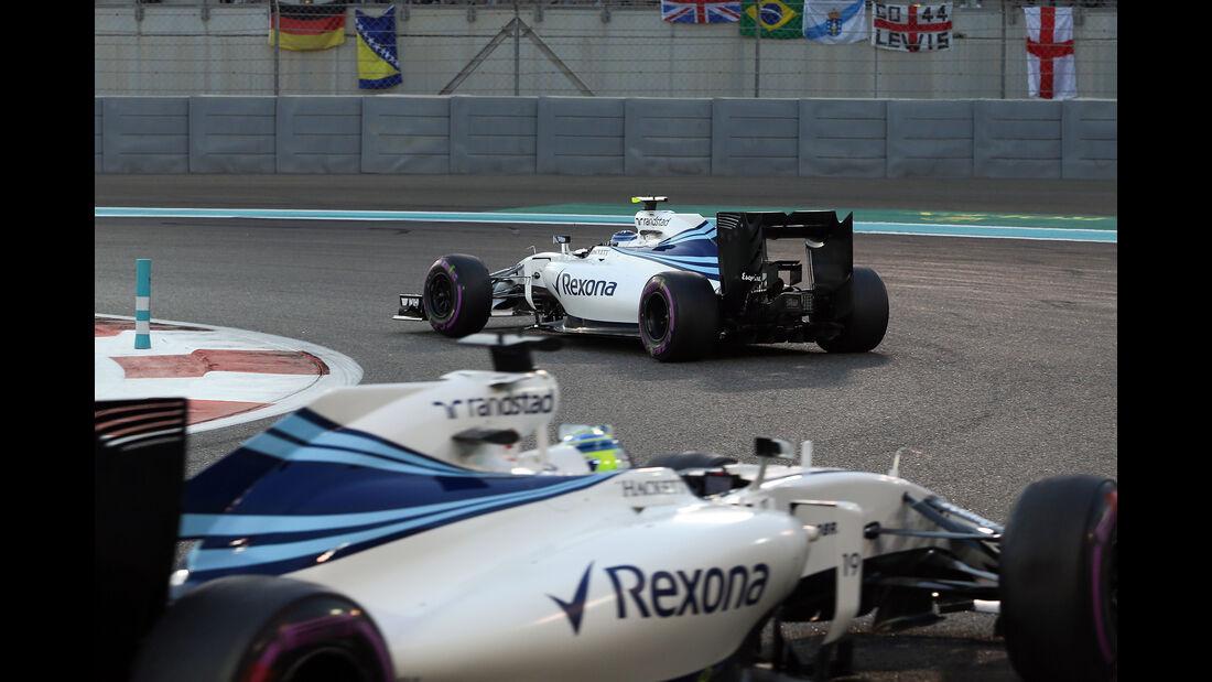 Williams - GP Abu Dhabi 2016