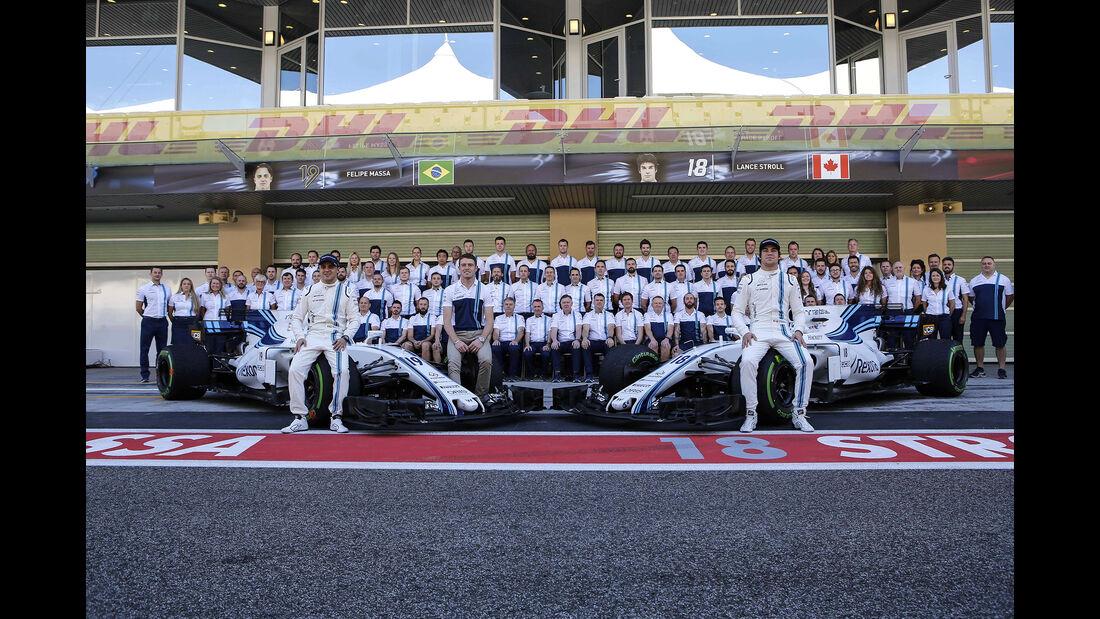 Williams - GP Abu Dhabi 2017