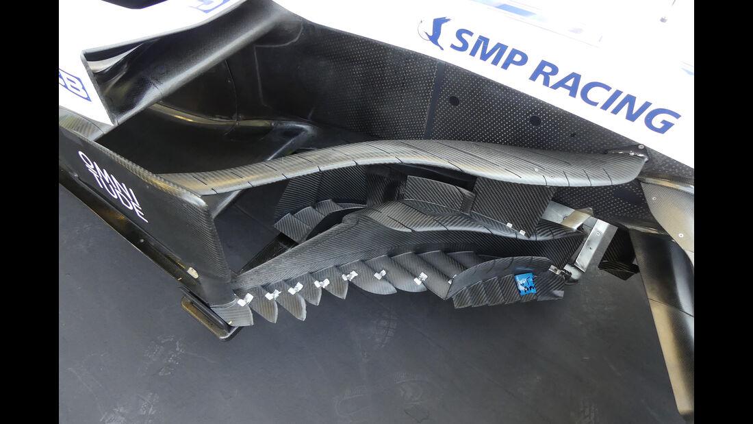 Williams - GP Abu Dhabi - Formel 1 - 22. November 2018