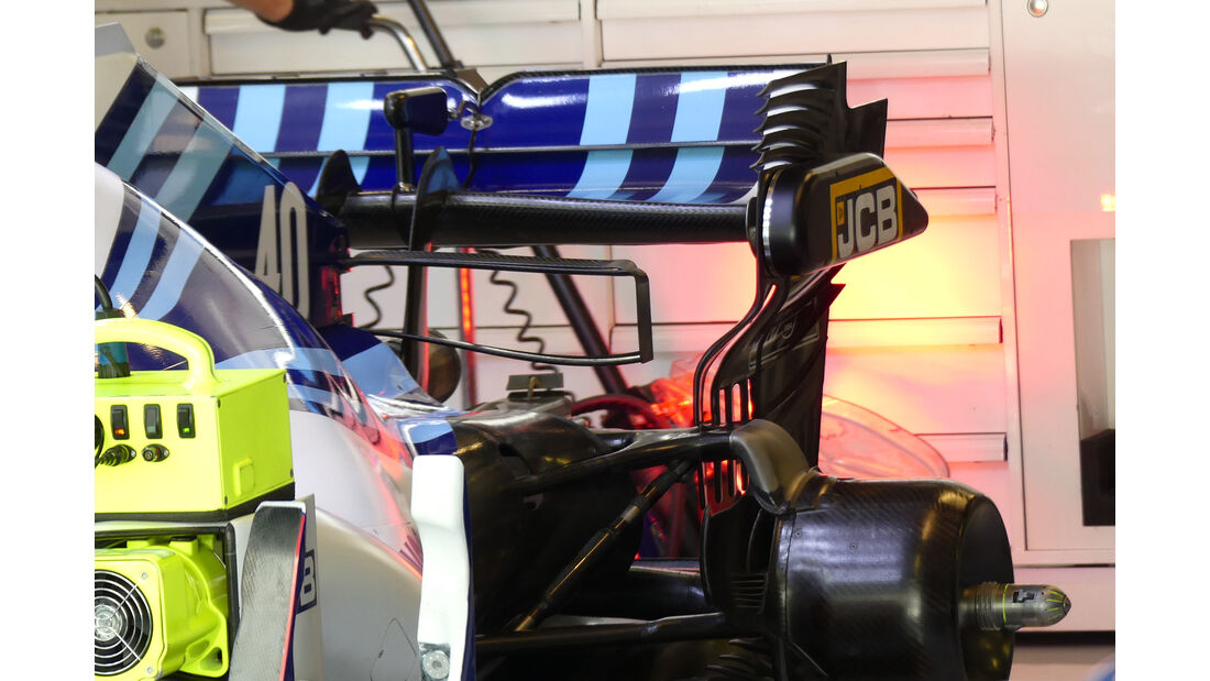 Williams - GP Abu Dhabi - Formel 1 - 23. November 2018