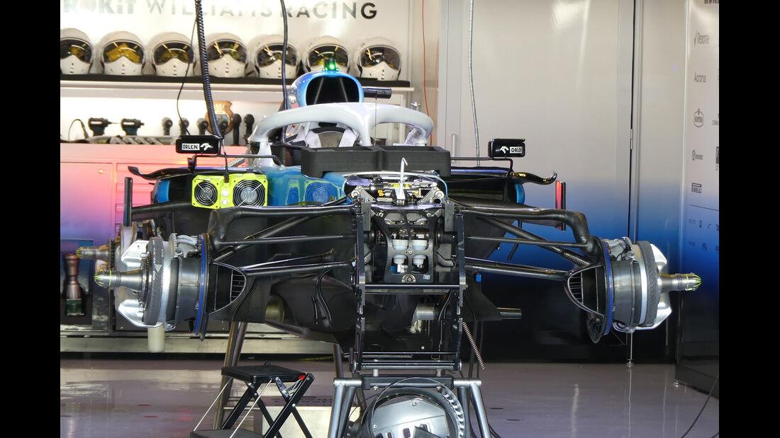 Williams - GP Abu Dhabi - Formel 1 - Donnerstag - 28.11.2019
