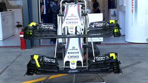 Williams - GP Australien 2016