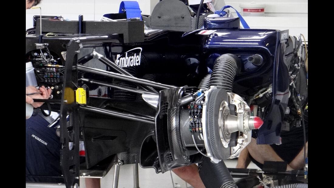 Williams - GP Australien - Melbourne - 15. März 2012