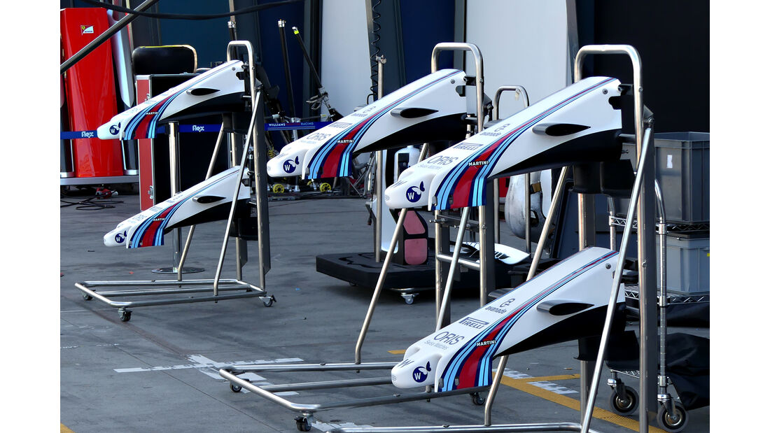 Williams - GP Australien - Melbourne - 16. März 2016