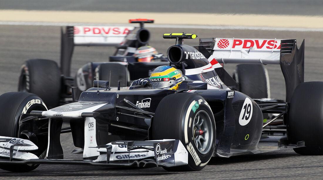 Williams GP Bahrain 2012