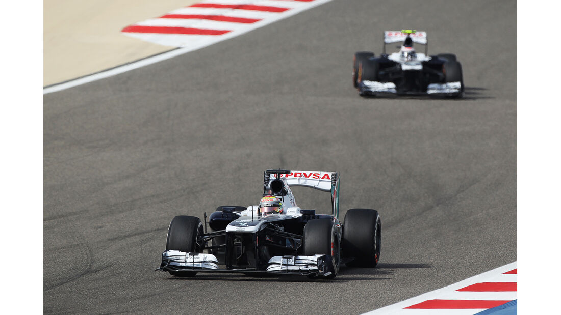 Williams GP Bahrain 2013
