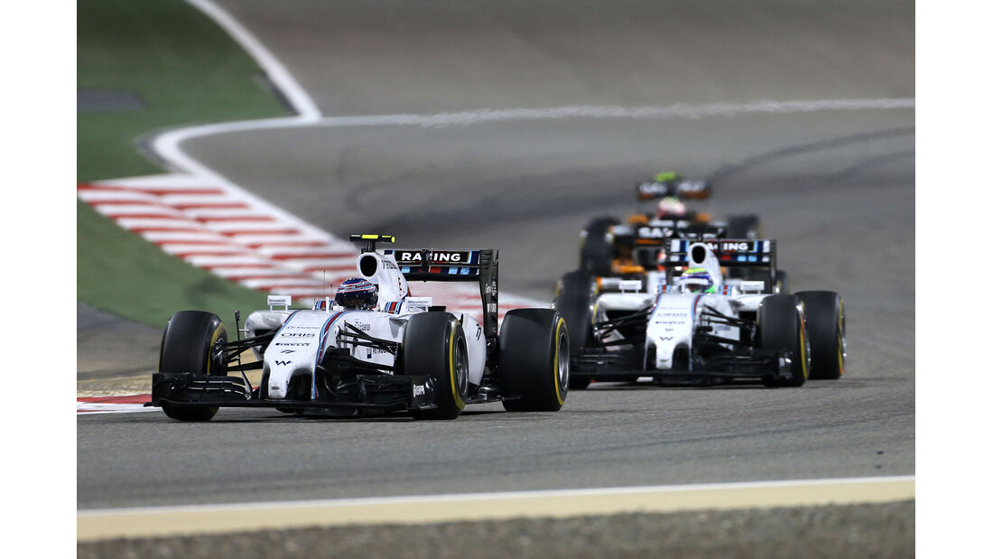 Williams - GP Bahrain 2014