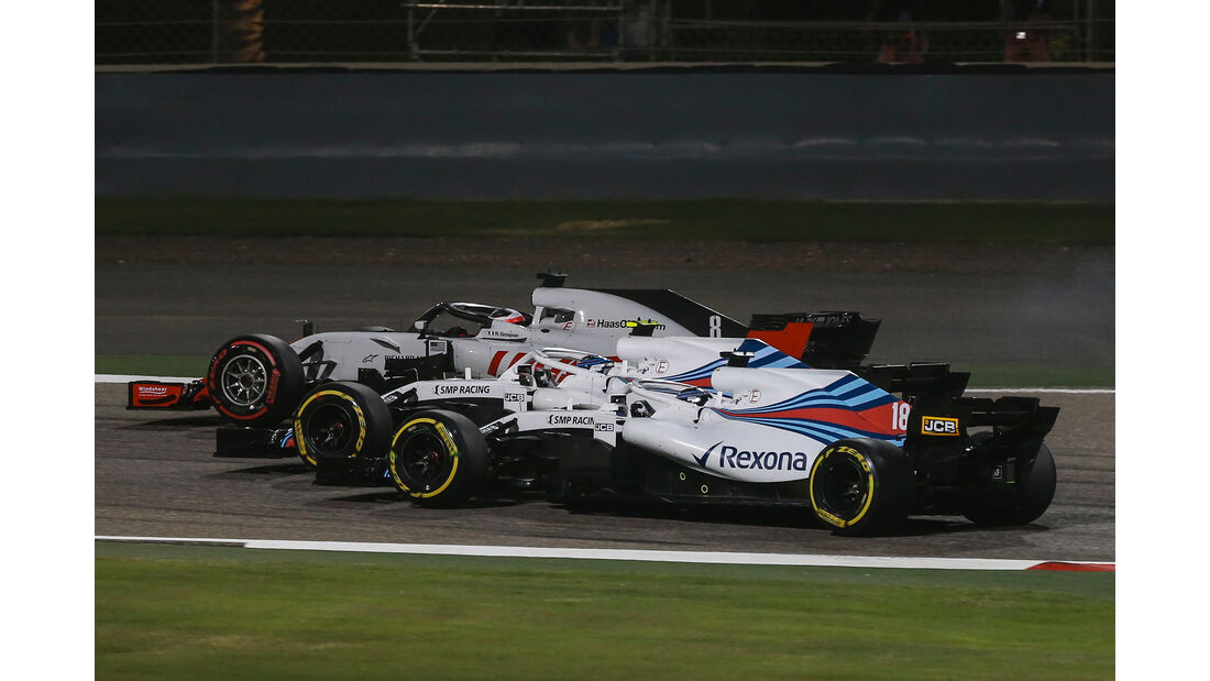Williams - GP Bahrain 2018