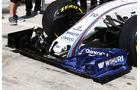 Williams - GP Bahrain - Technik-Update - 2016