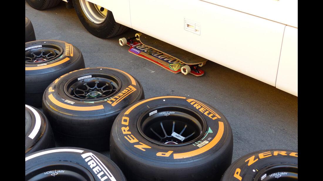 Williams - GP Barcelona - Formel 1 - Mittwoch - 6.5.2015