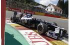 Williams GP Belgien 2012
