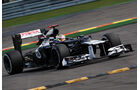 Williams GP Belgien 2012