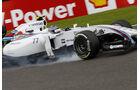 Williams - GP Belgien 2014