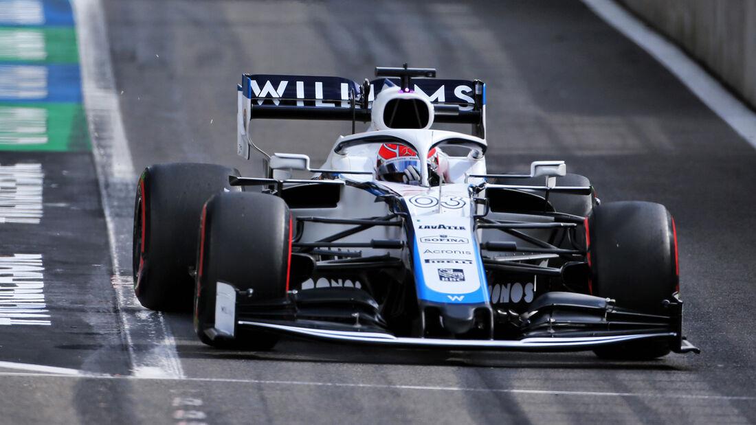 Williams - GP Belgien 2020