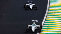 Williams - GP Brasilien 2014