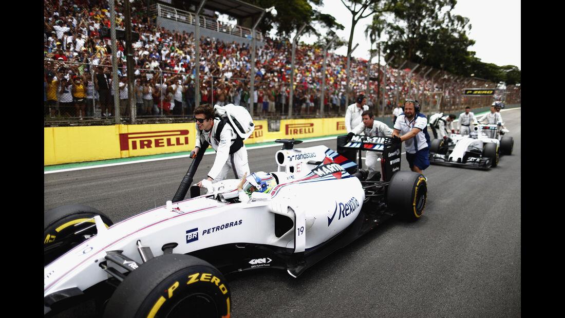 Williams - GP Brasilien 2015