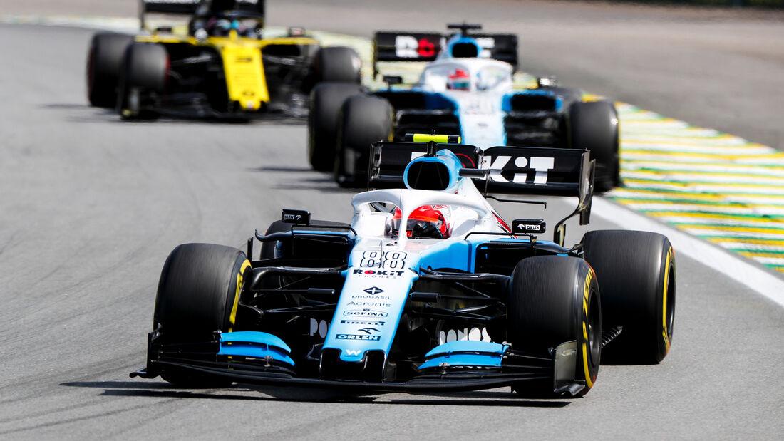 Williams - GP Brasilien 2019