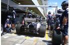 Williams - GP Brasilien - 24. November 2011