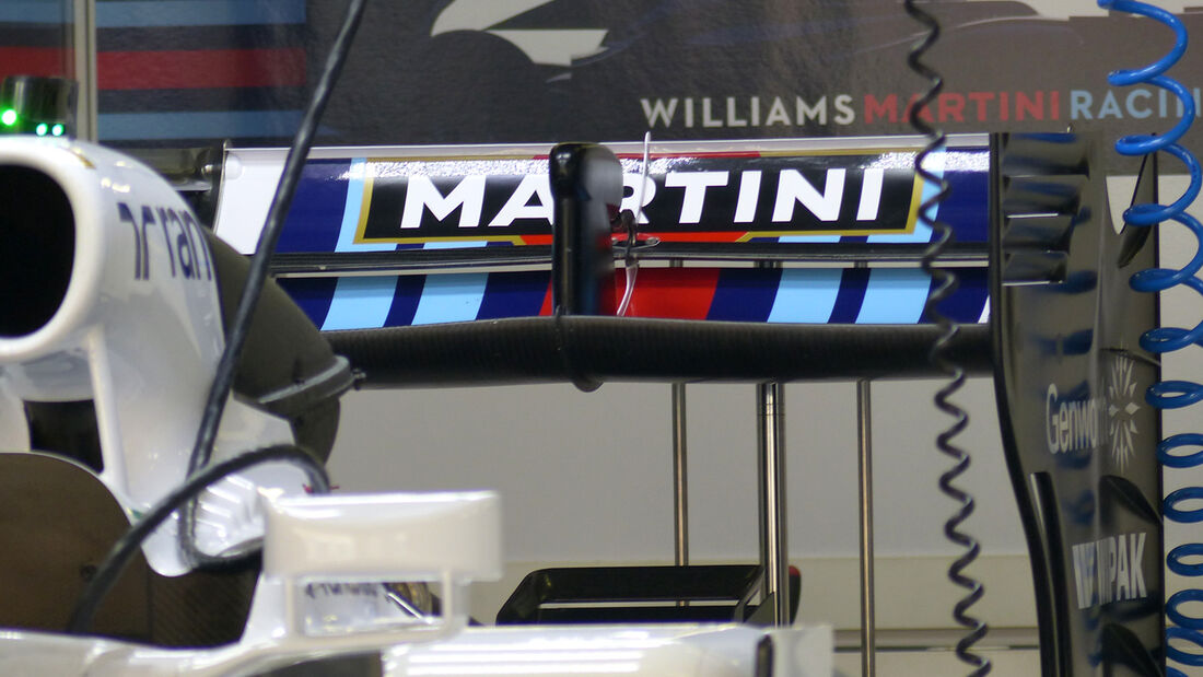 Williams GP China 2014