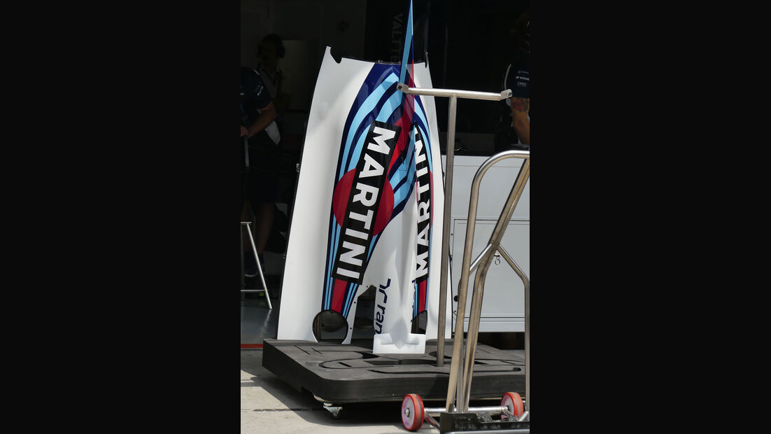 Williams - GP China - Shanghai - Donnerstag - 14.4.2016