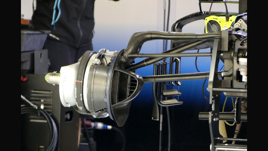 Williams - GP China - Shanghai - Formel 1 - Donnerstag - 11.4.2019