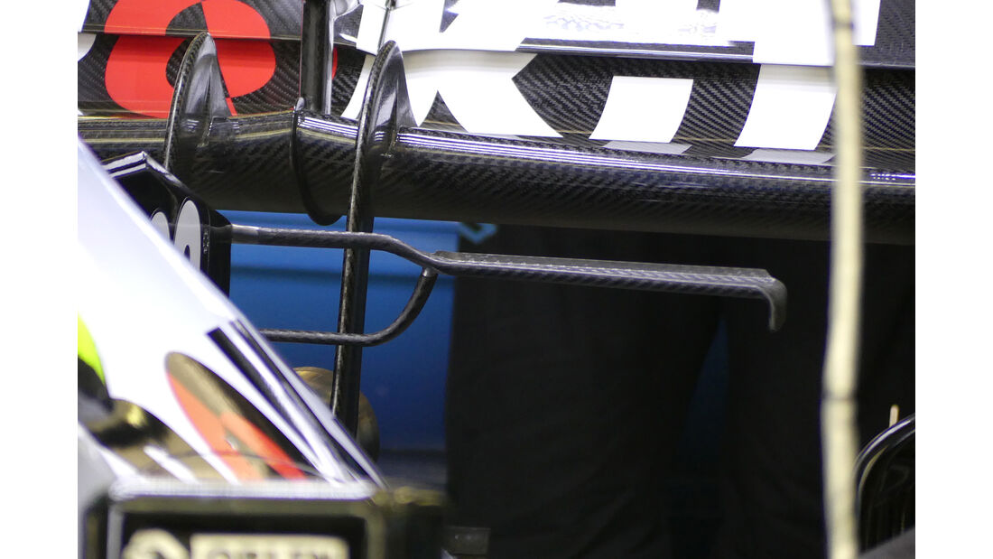 Williams - GP China - Shanghai - Formel 1 - Freitag - 12.4.2019