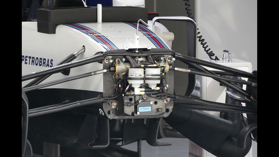 Williams - GP China - Shanghai - Freitag - 15.4.2016