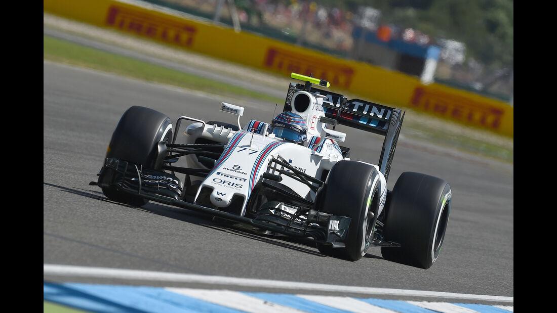 Williams - GP Deutschland 2016
