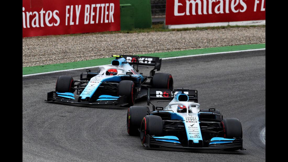 Williams - GP Deutschland 2019