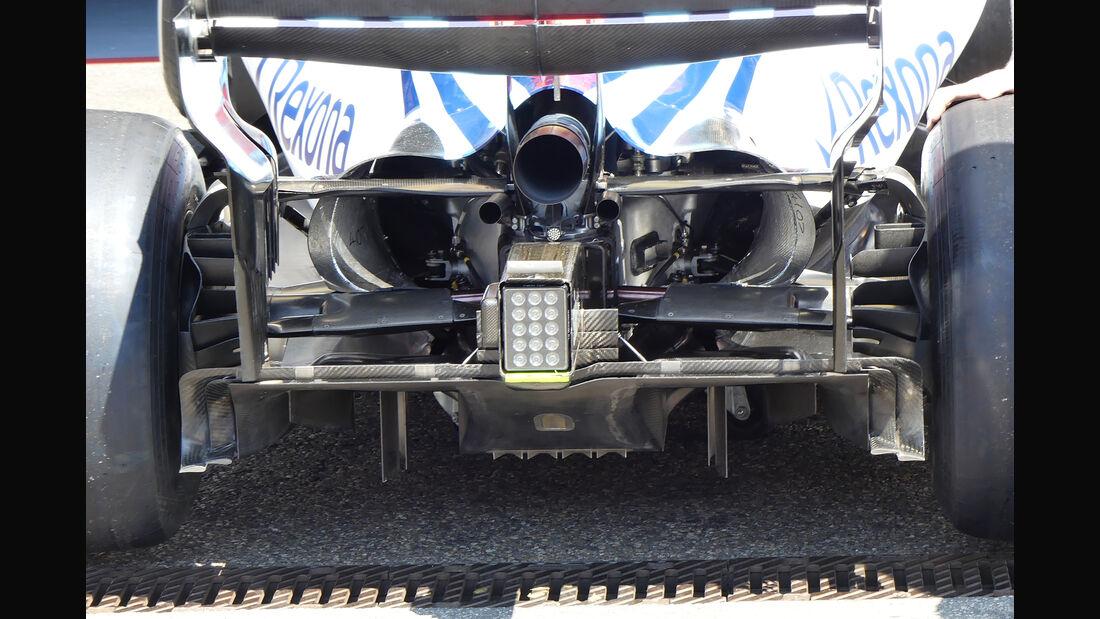 Williams - GP Deutschland - Hockenheim - Formel 1 - Donnerstag - 19.7.2018
