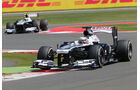 Williams - GP England 2013