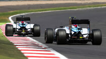 Williams - GP England 2015