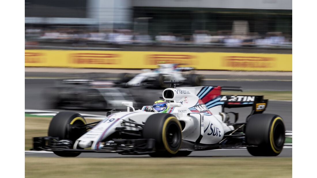 Williams - GP England 2017